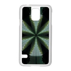 Lines Abstract Background Samsung Galaxy S5 Case (white) by BangZart