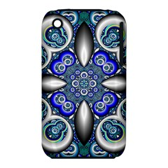 Fractal Cathedral Pattern Mosaic Iphone 3s/3gs by BangZart