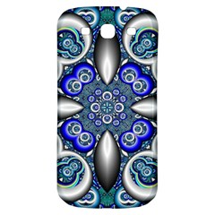 Fractal Cathedral Pattern Mosaic Samsung Galaxy S3 S Iii Classic Hardshell Back Case by BangZart