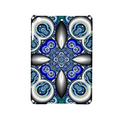Fractal Cathedral Pattern Mosaic Ipad Mini 2 Hardshell Cases by BangZart