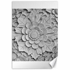 Pattern Motif Decor Canvas 20  X 30   by BangZart