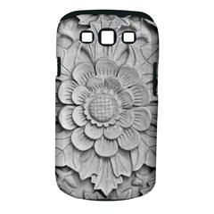 Pattern Motif Decor Samsung Galaxy S Iii Classic Hardshell Case (pc+silicone) by BangZart