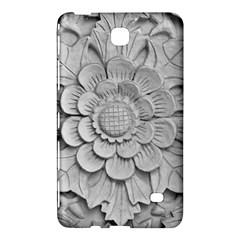 Pattern Motif Decor Samsung Galaxy Tab 4 (8 ) Hardshell Case  by BangZart