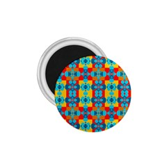 Pop Art Abstract Design Pattern 1 75  Magnets by BangZart