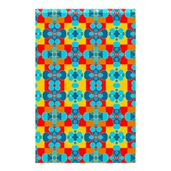 Pop Art Abstract Design Pattern Shower Curtain 48  X 72  (small)  by BangZart