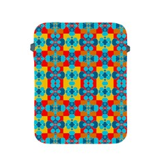 Pop Art Abstract Design Pattern Apple Ipad 2/3/4 Protective Soft Cases by BangZart