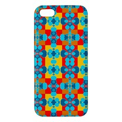 Pop Art Abstract Design Pattern Iphone 5s/ Se Premium Hardshell Case by BangZart