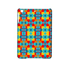 Pop Art Abstract Design Pattern Ipad Mini 2 Hardshell Cases by BangZart