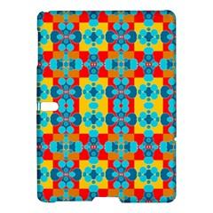 Pop Art Abstract Design Pattern Samsung Galaxy Tab S (10 5 ) Hardshell Case  by BangZart