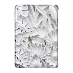 Pattern Motif Decor Apple Ipad Mini Hardshell Case (compatible With Smart Cover) by BangZart