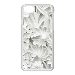 Pattern Motif Decor Apple Iphone 7 Seamless Case (white) by BangZart