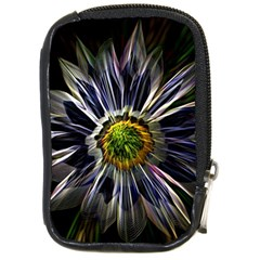 Flower Structure Photo Montage Compact Camera Cases by BangZart