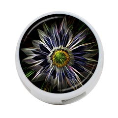 Flower Structure Photo Montage 4 Port Usb Hub (one Side) by BangZart