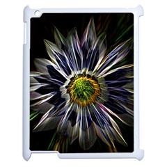 Flower Structure Photo Montage Apple Ipad 2 Case (white) by BangZart