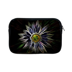 Flower Structure Photo Montage Apple Ipad Mini Zipper Cases by BangZart
