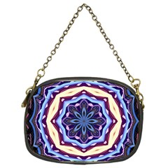 Mandala Art Design Pattern Chain Purses (two Sides)  by BangZart