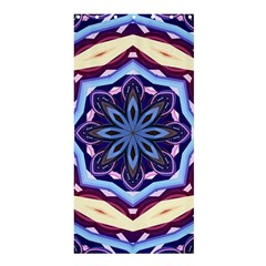 Mandala Art Design Pattern Shower Curtain 36  x 72  (Stall)