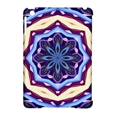 Mandala Art Design Pattern Apple Ipad Mini Hardshell Case (compatible With Smart Cover) by BangZart