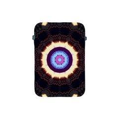 Mandala Art Design Pattern Apple Ipad Mini Protective Soft Cases by BangZart