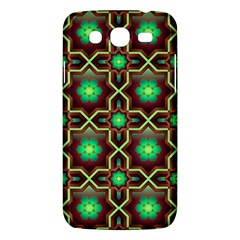 Pattern Background Bright Brown Samsung Galaxy Mega 5 8 I9152 Hardshell Case  by BangZart