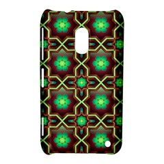 Pattern Background Bright Brown Nokia Lumia 620 by BangZart