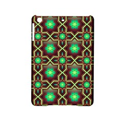 Pattern Background Bright Brown Ipad Mini 2 Hardshell Cases by BangZart