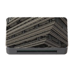 Fractal 3d Construction Industry Memory Card Reader With Cf by BangZart