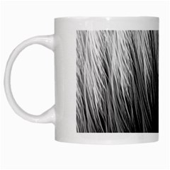 Feather Graphic Design Background White Mugs by BangZart