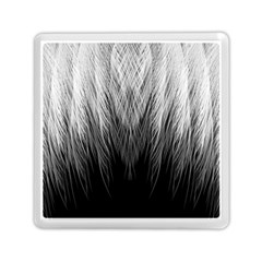 Feather Graphic Design Background Memory Card Reader (square)  by BangZart