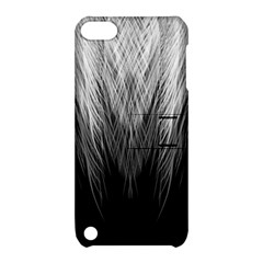 Feather Graphic Design Background Apple Ipod Touch 5 Hardshell Case With Stand by BangZart