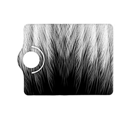 Feather Graphic Design Background Kindle Fire Hd (2013) Flip 360 Case by BangZart