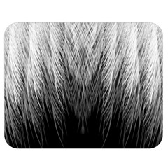 Feather Graphic Design Background Double Sided Flano Blanket (medium)  by BangZart