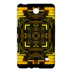Abstract Glow Kaleidoscopic Light Samsung Galaxy Tab 4 (8 ) Hardshell Case  by BangZart