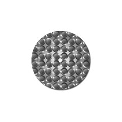 Metal Circle Background Ring Golf Ball Marker (10 Pack) by BangZart