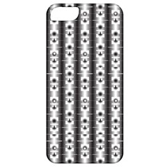 Pattern Background Texture Black Apple Iphone 5 Classic Hardshell Case by BangZart