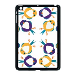 Pattern Circular Birds Apple Ipad Mini Case (black) by BangZart