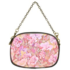 Lovely Floral 36a Chain Purses (one Side)  by MoreColorsinLife