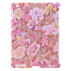 Lovely Floral 36a Apple Ipad 3/4 Hardshell Case (compatible With Smart Cover) by MoreColorsinLife