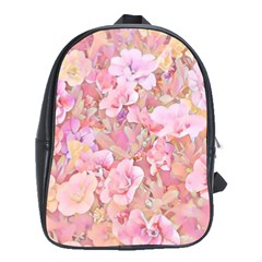 Lovely Floral 36a School Bags (xl)  by MoreColorsinLife