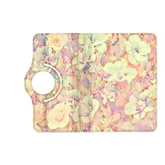 Lovely Floral 36b Kindle Fire Hd (2013) Flip 360 Case by MoreColorsinLife
