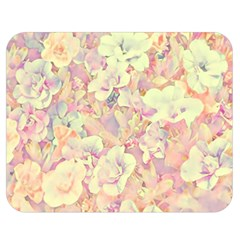 Lovely Floral 36b Double Sided Flano Blanket (medium)  by MoreColorsinLife