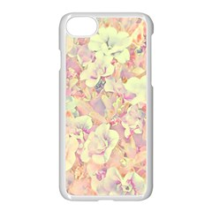 Lovely Floral 36b Apple Iphone 7 Seamless Case (white) by MoreColorsinLife