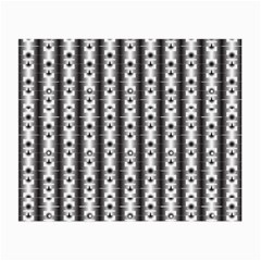 Pattern Background Texture Black Small Glasses Cloth by BangZart