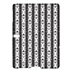Pattern Background Texture Black Samsung Galaxy Tab S (10 5 ) Hardshell Case  by BangZart
