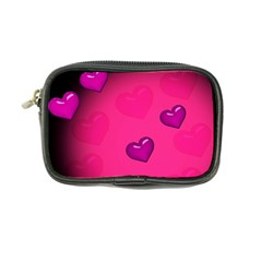 Background Heart Valentine S Day Coin Purse by BangZart