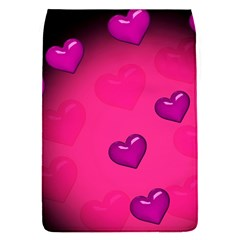 Background Heart Valentine S Day Flap Covers (s)  by BangZart