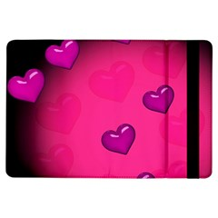 Background Heart Valentine S Day Ipad Air Flip by BangZart