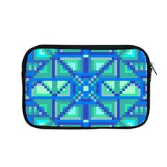Grid Geometric Pattern Colorful Apple Macbook Pro 13  Zipper Case by BangZart
