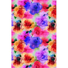 Floral Pattern Background Seamless 5 5  X 8 5  Notebooks by BangZart