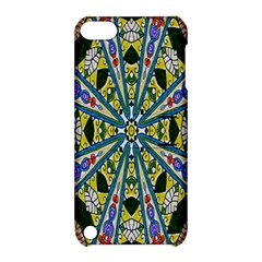 Kaleidoscope Background Apple Ipod Touch 5 Hardshell Case With Stand by BangZart